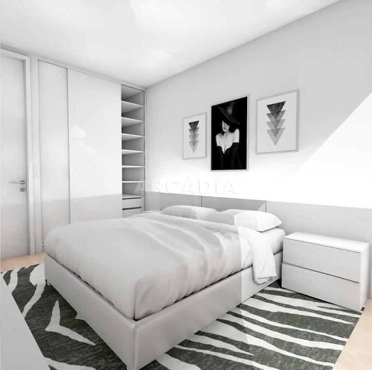 Apartamento-Novo-em-Fraiao-quarto-armarios-embutidos