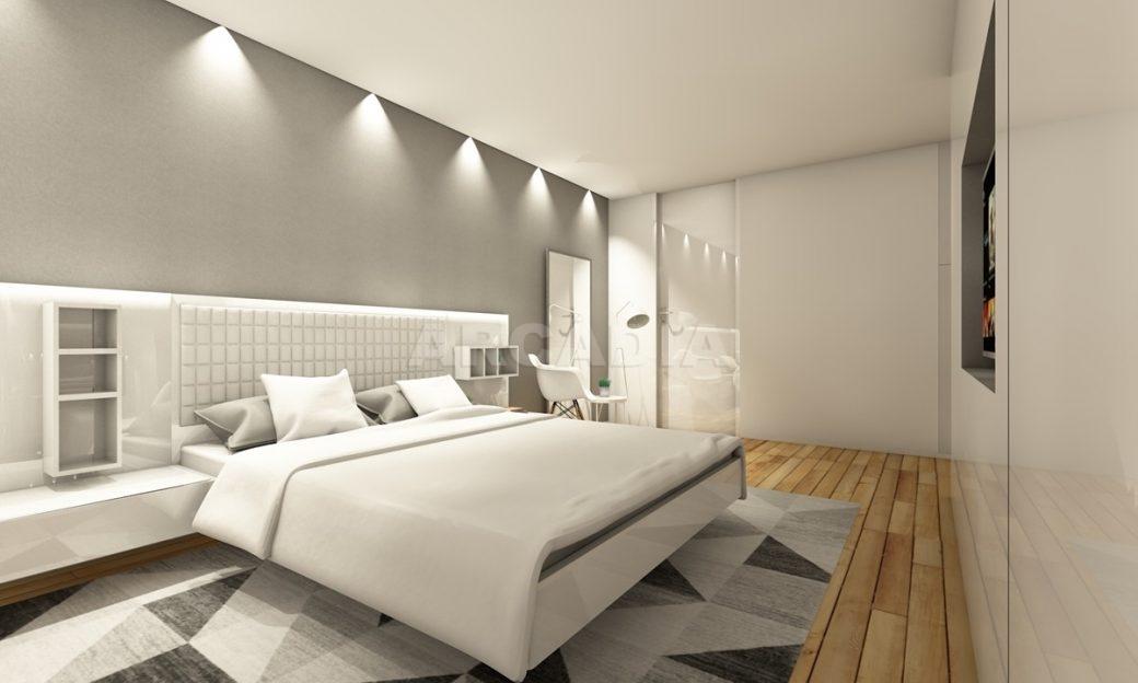 Apartamento-Novo-em-Fraiao-quarto-completo-armarios-embutidos