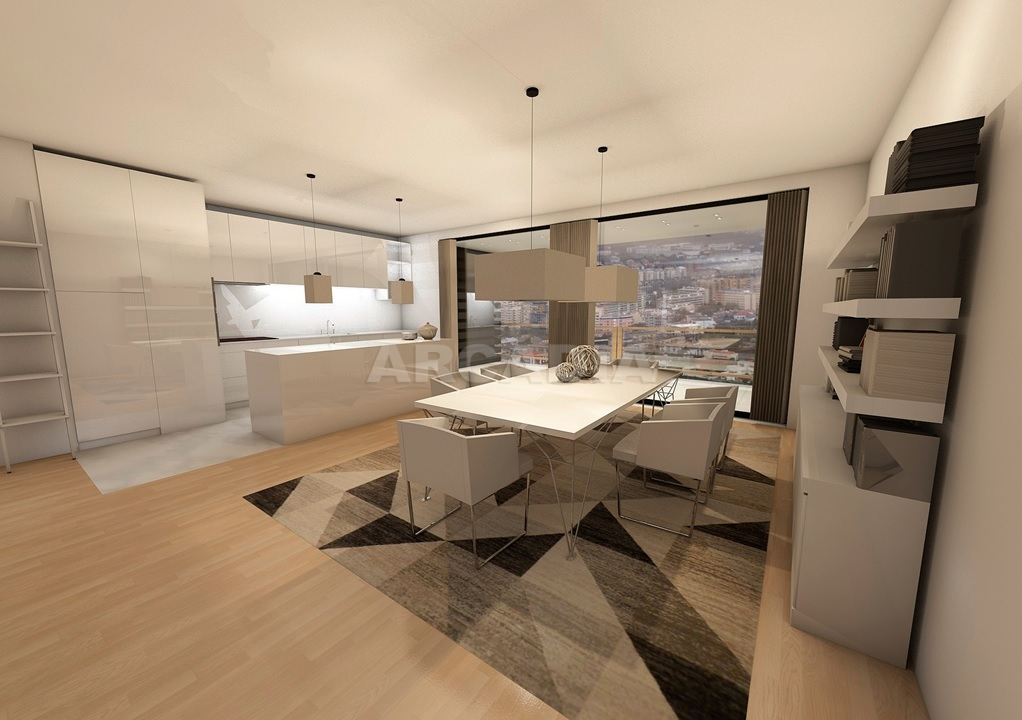 Apartamento-Novo-em-Fraiao-sala-de-estar-vista-geral