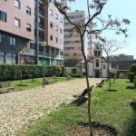 Apartamento-T2-Arrendar-no-Centro-da-Cidade-de-Braga-Totalmente-Mobilado-e-Equipado-Exterior-Jardim